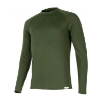 Ισοθερμική  Μπλούζα Μάλλινη Merino Atar - Lasting - Μαύρη