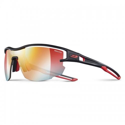 Γυαλιά Ηλίου Julbo Aero  Black/Red Photochromic Γυαλιά