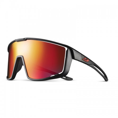 Γυαλιά Ηλίου Julbo Fury Black/Red Γυαλιά