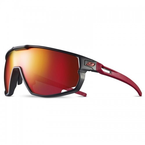 Γυαλιά Ηλίου Julbo Rush Black/Red Γυαλιά