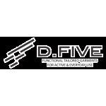 D. Five