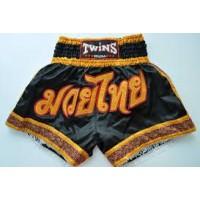 Σόρτς  Muay Thai Twins Shinny ribbon