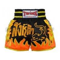 Σορτσάκι Twins Muay Tai - Shorts Twins Flames