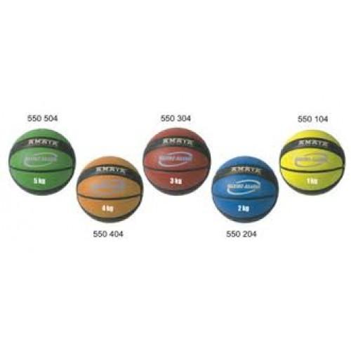 Medicine Ball Amaya Rubber 1kg Crossfit