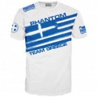 Μπλουζάκι Phantom TEAM GREECE