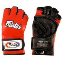 Fairtex Red mma Gloves