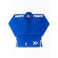 Στολή BJJ GI MANTO X2 Μπλε