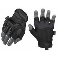 Γάντια Εργασίας - Mechanix M-Pact Fingerless - Μαύρα