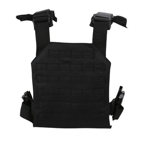 Spartan Plate Carrier - Black Επιχειρησιακός εξοπλισμός