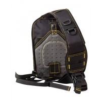 ΤΣΑΝΤΑΚΙ Mini Molle Shoulder Bag-Black/Yellow