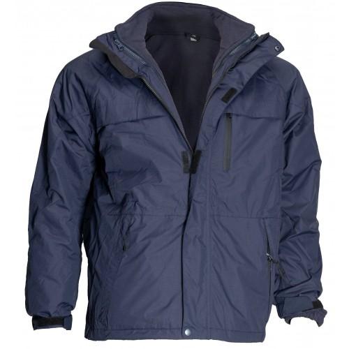 Τζάκετ Αδιάβροχο με Fleece Επένδυση - 4 Χρώματα  Μπουφάν - Jacket