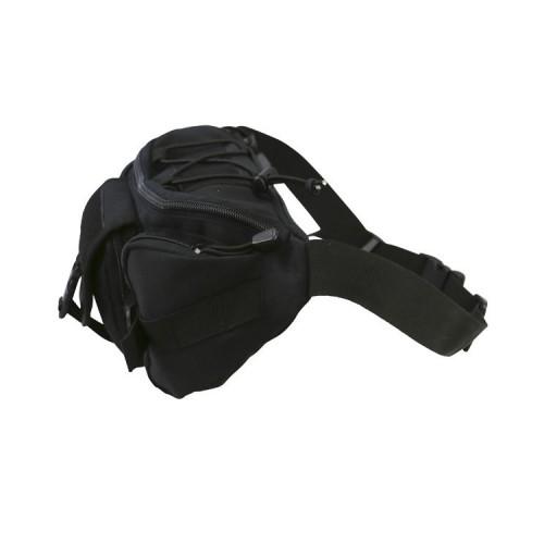 Tactical Waist Bag - Black Σακίδια