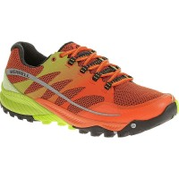 Αθλητικά Παπούτσια - Merrell All Out Charge - Πορτοκαλί