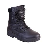 Άρβυλα - Patrol Boot - Half Leather/Half Nylon