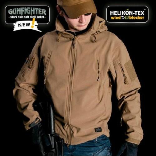 Μπουφάν Helikon Tex Gunfighter Softshell