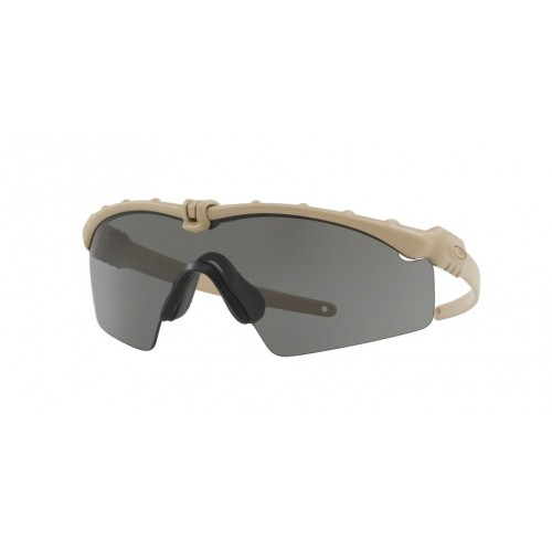 OAKLEY SI  BALLISTIC M FRAME 3.0  BONE / GREY Γυαλιά